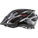 Шлем велосипедный Alpina Charcoal/Red Matt