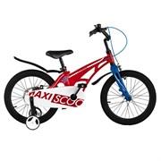 Велосипед MAXISCOO Cosmic, Стандарт, Детский 18, Красный