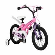 Велосипед MAXISCOO Cosmic, Стандарт, Детский 16, Розовый