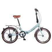 Складной велосипед Novatrack Aurora 20''
