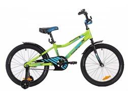 Велосипед NOVATRACK CRON 20 зеленый