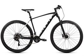 """Велосипед ASPECT AMP PRO 29"""", черно-белый"""