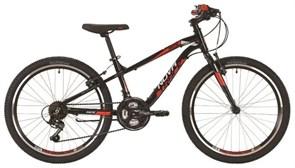 Велосипед NOVATRACK PRIME 24, чёрный
