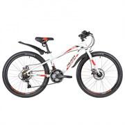 Велосипед NOVATRACK PRIME 24, белый