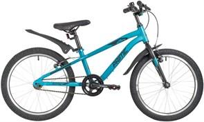 Велосипед NOVATRACK PRIME 20 тормоз V-brake синий