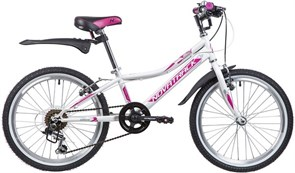 Велосипед NOVATRACK ALICE 20 белый