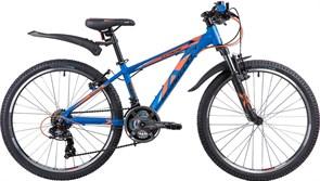 Велосипед Novatrack Extreme 24 синий