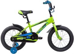 Велосипед NOVATRACK LUMEN 16, зелёный