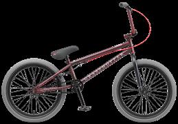 """Велосипед BMX"""" Tech Team Grasshopper 20"""", красно-серый"""