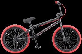 """Велосипед BMX"""" Tech Team Grasshopper 20"""", черно-красный"""