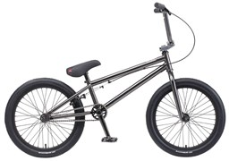 Велосипед BMX Tech Team Millennium 2020, хром