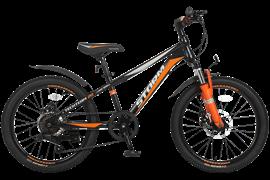 """Велосипед Tech Team Storm 20"""" 2021, черный"""