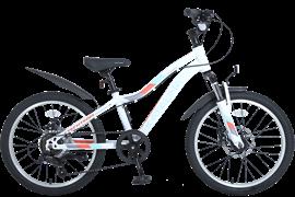 Велосипед Tech Team Katalina 20 2021, белый