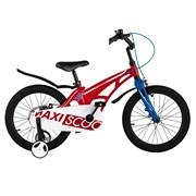 """Велосипед Maxiscoo Cosmic, Стандарт, 18"""", Красный"""