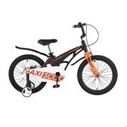 """Велосипед Maxiscoo Cosmic, Стандарт, 18"""", Черный Матовый"""