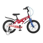 """Велосипед Maxiscoo Cosmic, Стандарт, 16"""", Красный"""