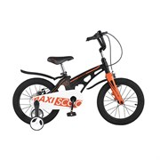 """Велосипед Maxiscoo Cosmic, Стандарт, 16"""", черный матовый"""
