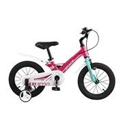 Велосипед MAXISCOO Space, Стандарт 16, розовый