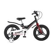 Велосипед MAXISCOO Space Делюкс 16, черный матовый