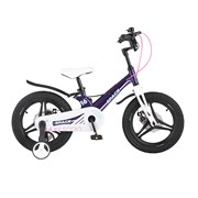 Велосипед MAXISCOO Space Делюкс 16, фиолетовый
