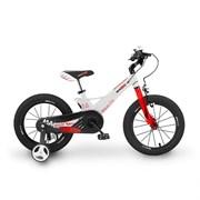 Велосипед MAXISCOO Space, Стандарт 16, белый матовый