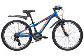 Велосипед Novatrack Extreme 24, синий