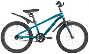 "Велосипед Novatrack Prime 20"", синий металлик"