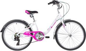 Велосипед Novatrack Ancona 24'', белый