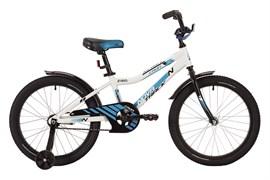 """Велосипед Novatrack Cron, 20"""", белый"""