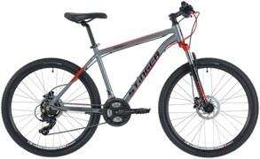 """Велосипед Stinger Graphite Evo 26"""", серый"""