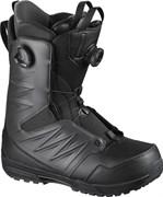 Ботинки для сноуборда SALOMON Synapse Focus Boa Black/Asphalt