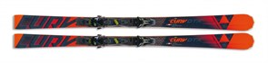 Горные лыжи с креплениями FISCHER 2019-20 Rc4 The Curv Dtx Rt + RC4 Z12 PR