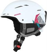 Зимний Шлем Alpina 2021-22 Biom White/Pink Matt