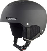Зимний Шлем Alpina 2021-22 Zupo Black Matt