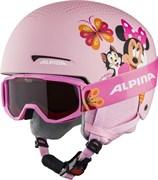 Зимний шлем с визором Alpina 2021-22 Zupo Disney Set Minnie