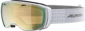 Очки горнолыжные Alpina  Estetica Q-Lite Pearl White
