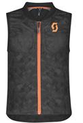 Детская защита спины Scott   AirFlex Jr Vest Protector dark grey/pumpk