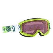 Горнолыжная маска Scott JUNIOR AGENT lime green / enhancer