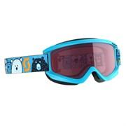 Горнолыжная маска Scott JUNIOR AGENT blue / enhancer