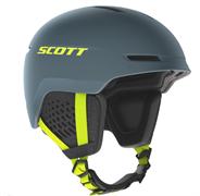 Шлем горнолыжный SCOTT TRACK storm grey/ultralime yellow