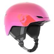 Шлем горнолыжный SCOTT KEEPER 2 high viz pink
