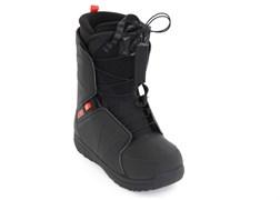 Сноубордические ботинки Salomon FACTION RTL LACE Black/Bk/Red