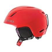 Детский шлем Giro LAUNCH Glowing Red
