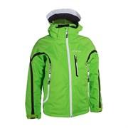 Подростковая куртка PHENIXLightning Jacket Junior, Yellow/Green