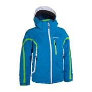 Подростковая куртка PHENIX Lightning Jacket Junior, Blue