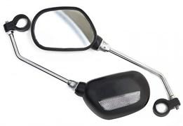 Комплект зеркал с креплением на руль (пара) Vinca