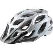 Летний шлем Alpina MYTHOS 2.0, WHITE-SILVER (распродано)