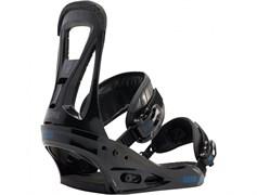 Сноубордические крепления BURTON Freestyle, Black (распродано)