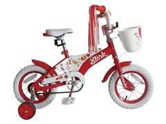 Детский велосипед, StarkTanuki 12 Girl, orange