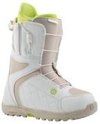 Ботинки Burton Mint White/Tan